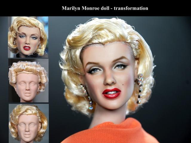 Marilyn Monroe by Noel Cruz