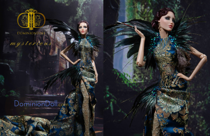 Dominion Doll feature
